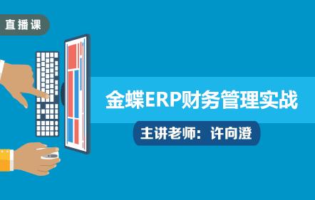金蝶ERP财务管理实战